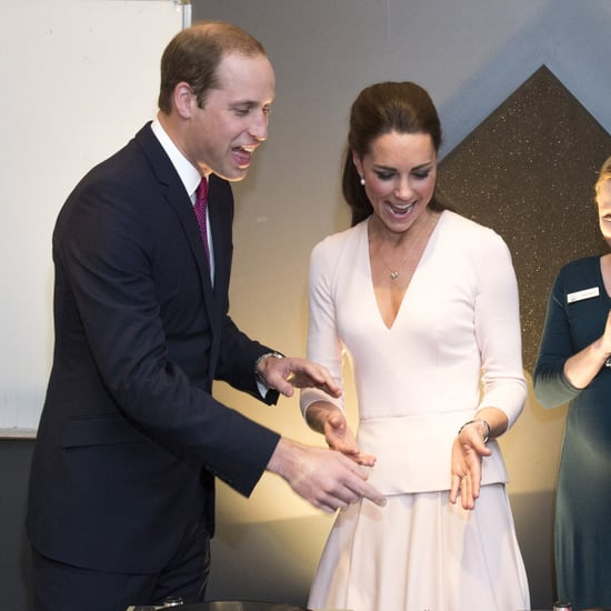 Kate Middleton DJing With Prince William   Video