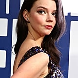 Anya Taylor-Joy's Voluminous Side Part, 2017