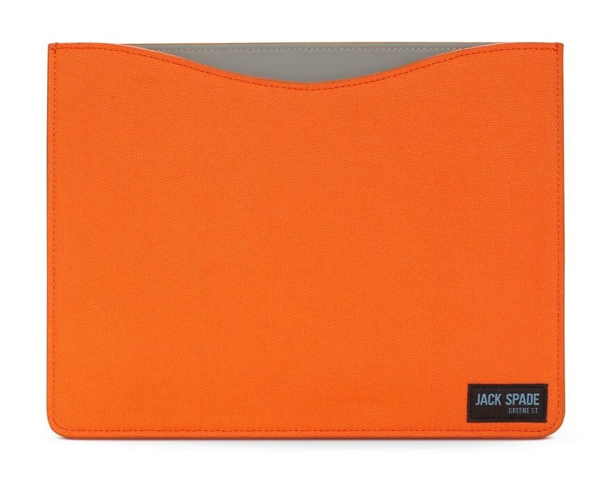 Nylon Canvas iPad Sleeve
