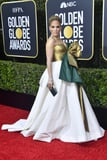 Jennifer Lopez s Golden Globes Bun Goes Where No Amount of Bobby Pins Has Gone Before