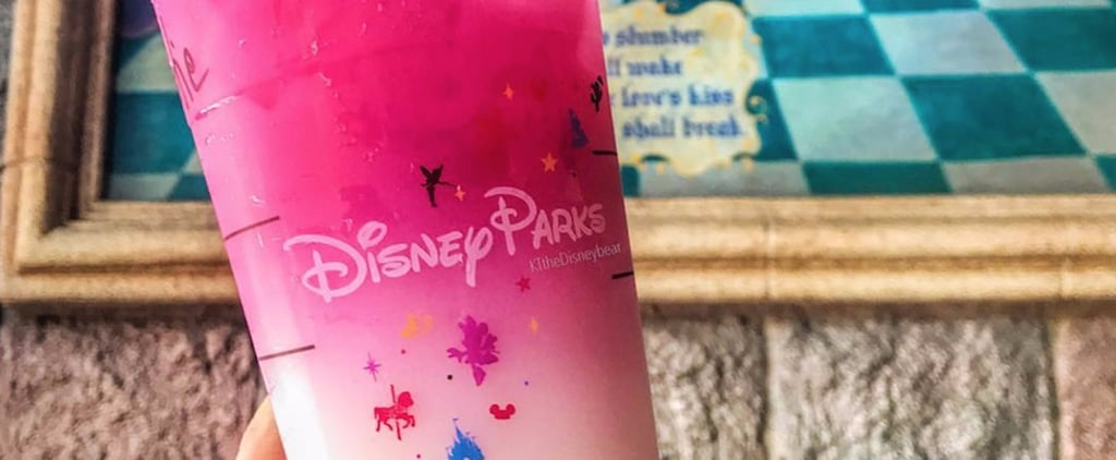 Where Can You Find the Starbucks Ombre Pink Drink at Disney?
