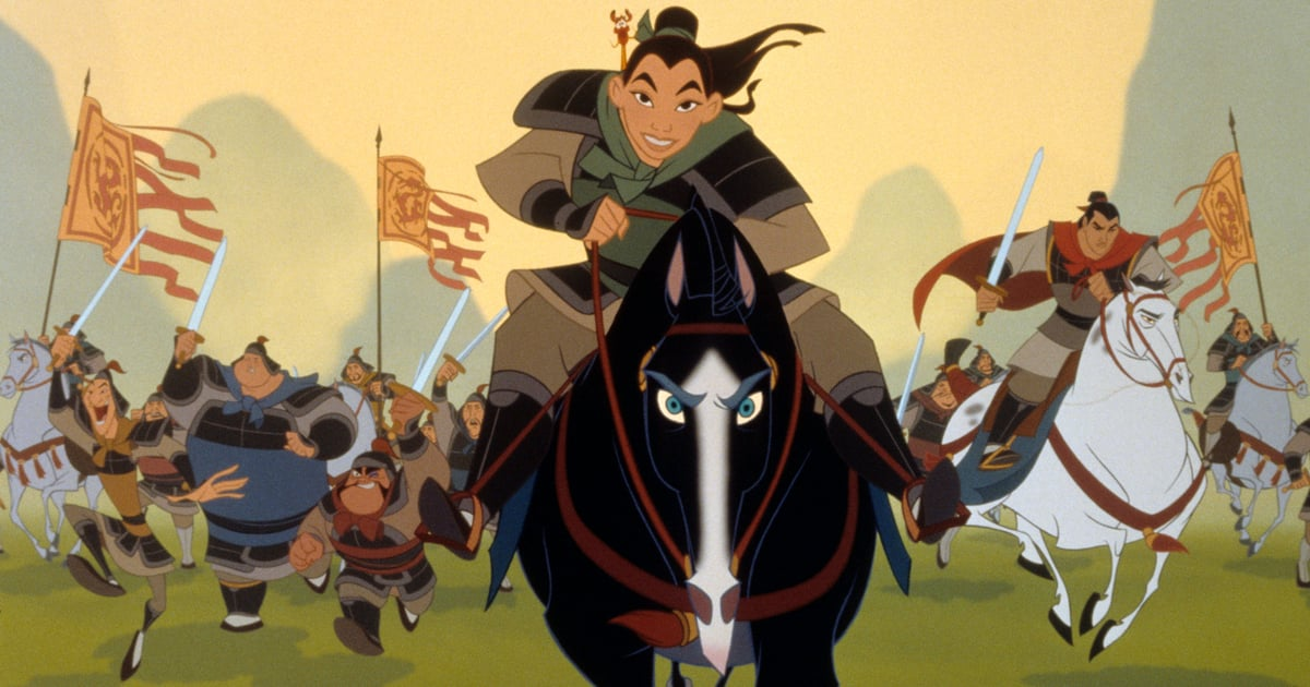 "This Remake of Mulan's ""I'll Make a Man Out of You"" Is All About Female Empowerment"