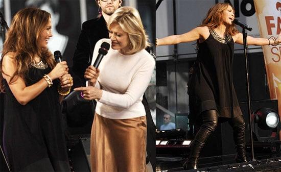 J Lo Keeps Playing Coy