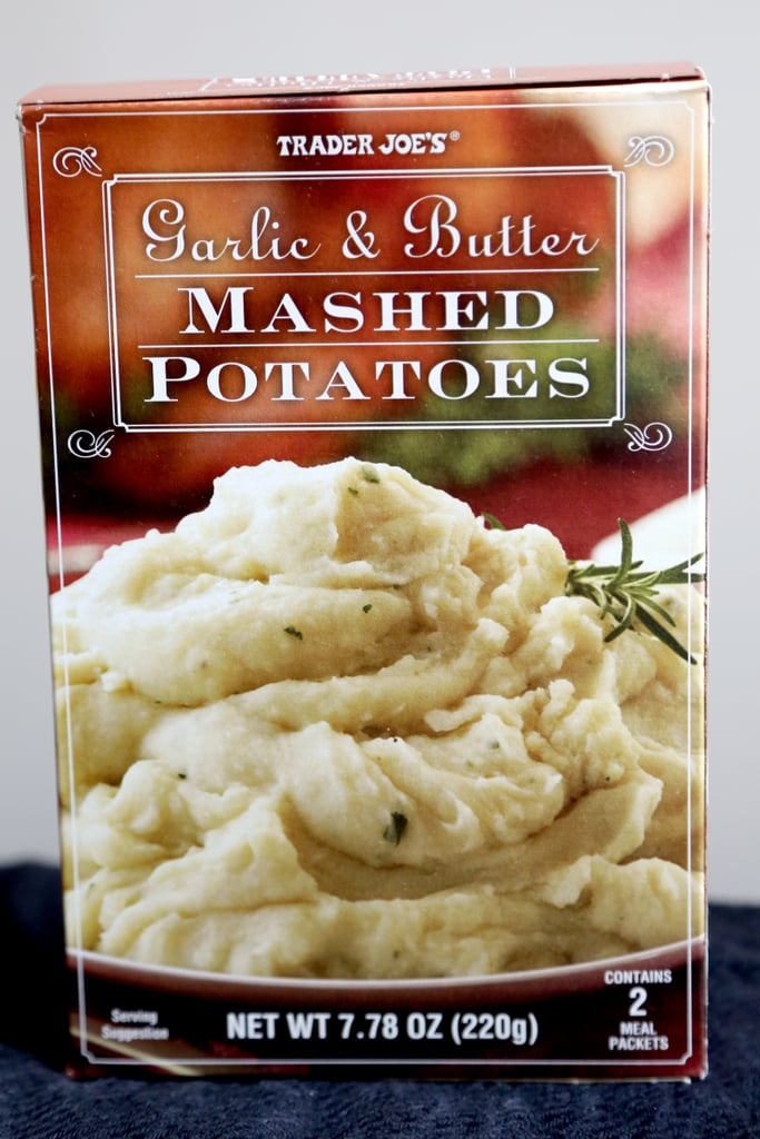 Avoid: Garlic and Butter Mashed Potatoes ($2)