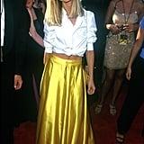 Calista Flockhart in 1999