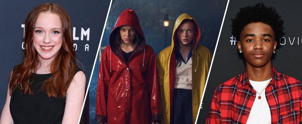 Stranger Things Season 4 New and Returning Cast