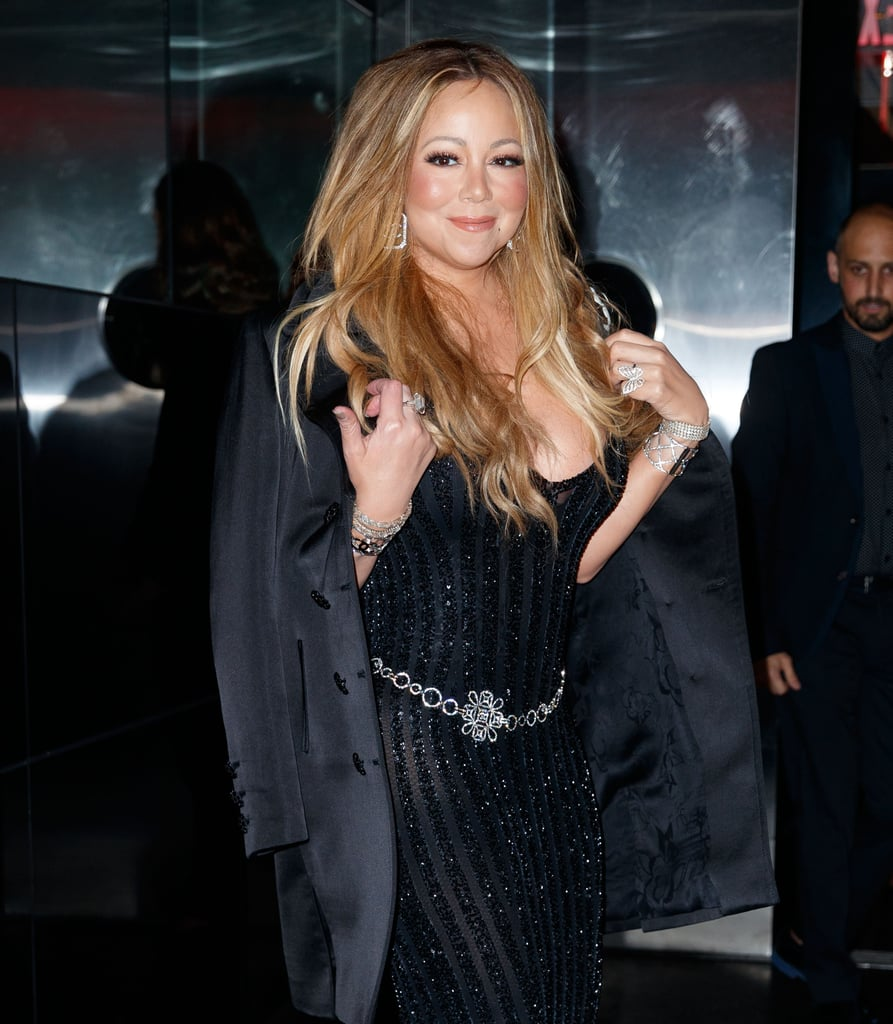 "Mariah Carey ended her engagement from Aussie billionaire James Packer in October 2016, and nearly one year after their split, James made a few disparaging comments about his relationship with the singer in an interview with The Australian. He admitted to being at ""a low point"" in his personal life when he first met Mariah, saying, ""She was kind, exciting, and fun. Mariah is a woman of substance. She is very bright. But it was a mistake for her and a mistake for me.""   A couple of days after the interview, Mariah stepped out for an event honoring Chanel designer Karl Lagerfeld wearing a figure-hugging black dress along with the $10 million, 35-carat diamond engagement ring that James gave her when he popped the question in January 2016. She looked radiant as she showed off the ring while smiling for photographers with her current boyfriend, dancer Bryan Tanaka. This is a level of petty that we should all aspire to.      Related:                                                                                                           Mariah Carey Pulls a Savage ""I Don't Know Her"" When Asked About Ex James Packer               After James and Mariah called it quits, it was reported that he was ""not going to make her give the ring back"" due to a law in California that protects the individual who didn't call off the engagement. ""She had every intention of marrying him — she had a dress, her daughter had a dress, they were excited, they were making wedding plans,"" a source told Us Weekly at the time, adding, ""Then, on the last day [of their Greek vacation], he said, 'I can't do this anymore, this is just too much.'"""