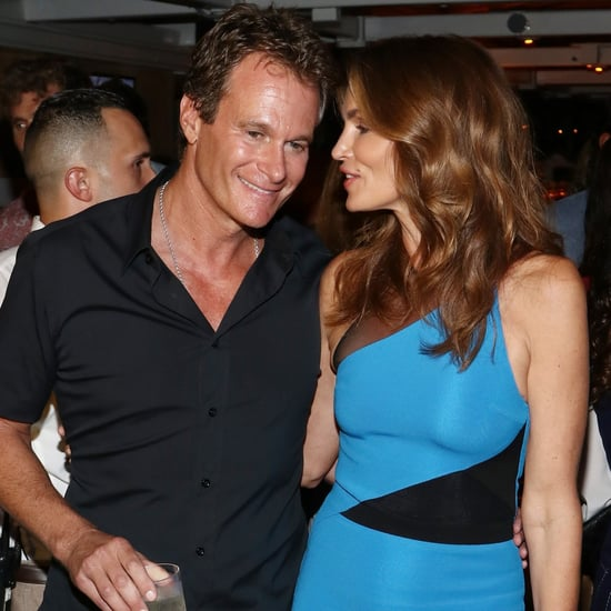 Cindy Crawford and Rande Gerber at Book Launch Party