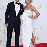 Derek and Julianne Hough