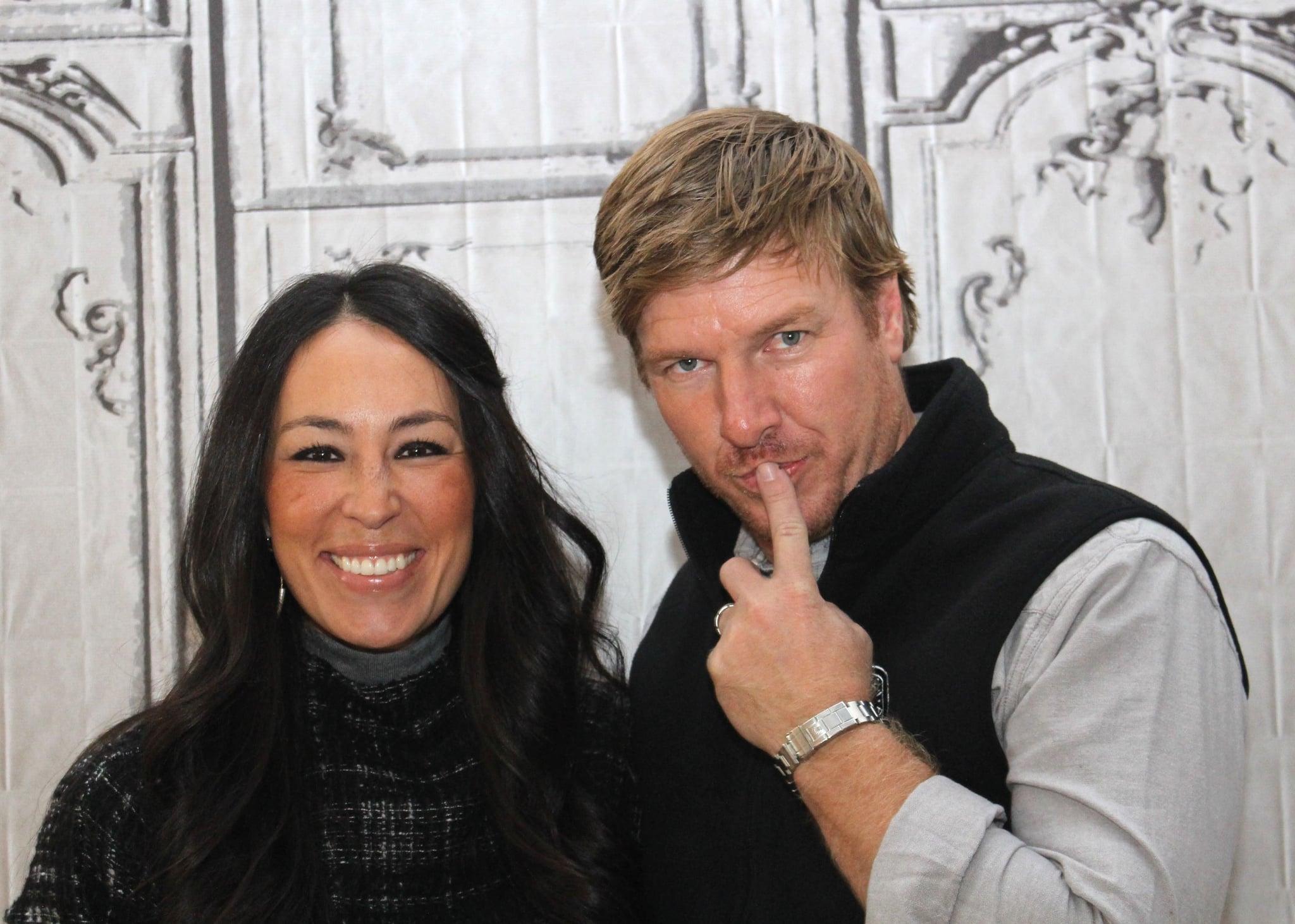 Hgtv 39 S Chip And Joanna Gaines Interview Popsugar Home