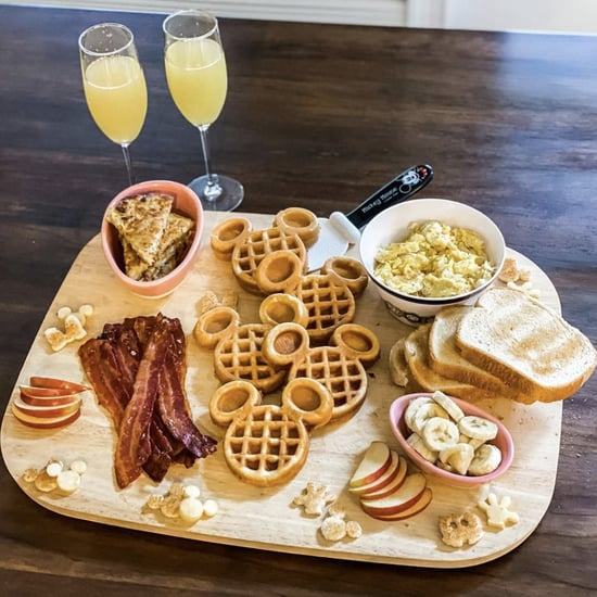 These Disney Charcuterie Boards Look So Good!