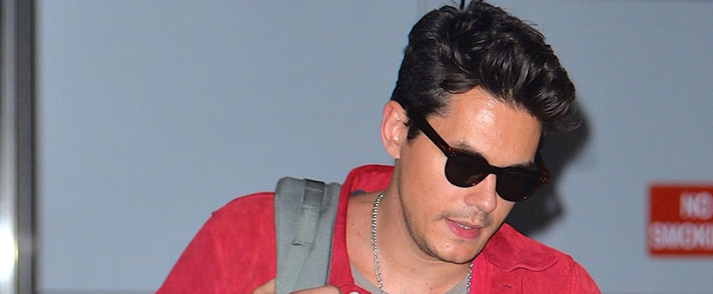 John Mayer Steps Out Looking Handsome After Katy Perry Confirms Romance With Orlando Bloom