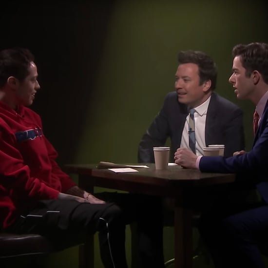 John Mulaney and Pete Davidson on Fallon Video February 2019