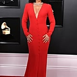 Alicia Keys at the 2019 Grammy Awards