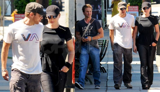Photos of Ryan Phillippe With Breckin Meyer and Abbie Cornish