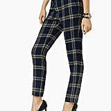 These Juicy Couture Eton plaid pants ($70, originally $198) — which Kristen Stewart also owns — would be a stylish addition to any Fall and Winter closet. Because the print is a statement in and of itself, all you need to add is a slick shoe and a casual top. — Additional reporting by Marisa Tom