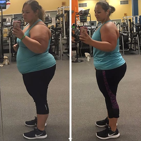 8-Month Before-and-After Weight Loss | Instagram