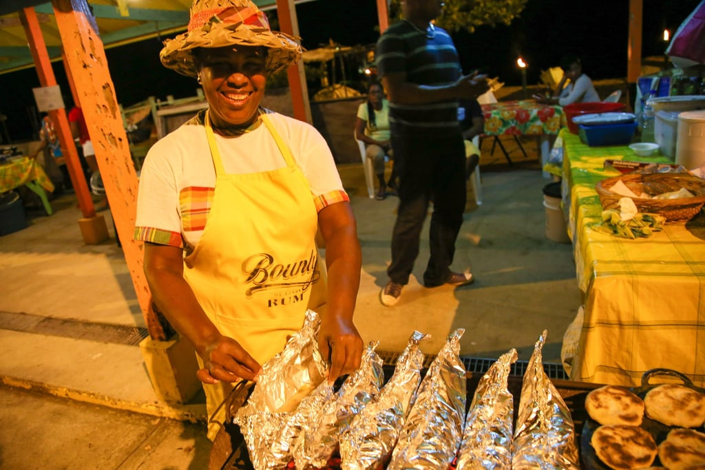 Fresh fish, poultry and unique dishes such as turtle and rabbit stew are all on the menu, so if you're an adventurous eater, this is a great place for you. Order a bake in addition to a fish wrapped in foil and you won't be disappointed!