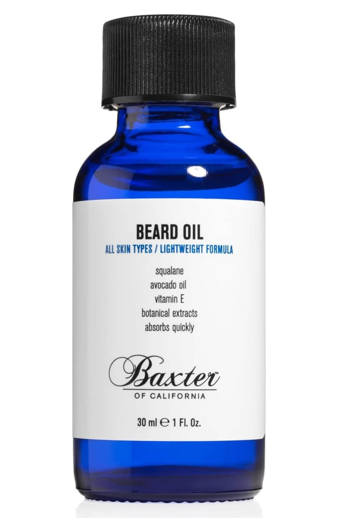 Baxter of California Beard Oil
