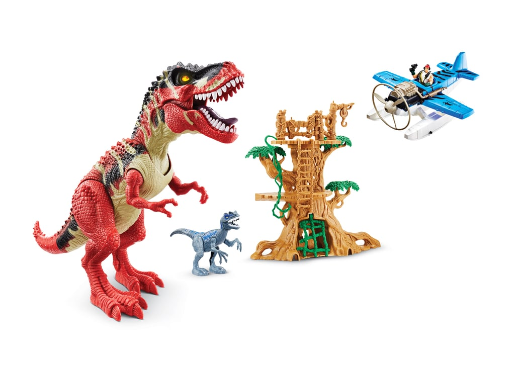Animal Planet Extreme T-Rex Adventure Playset | Top Toys at