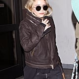 Mary-Kate and Ashley Bring Their Packed Social Schedule West