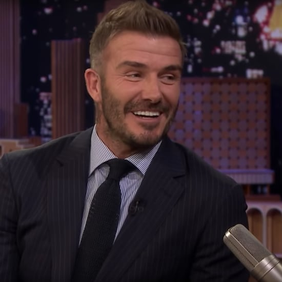 Watch David Beckham Talk About His Lego Obsession | Video