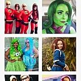 Pixar Costumes