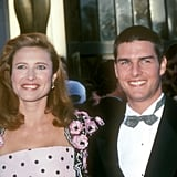 Before Nicole Kidman and Katie Holmes, Tom Cruise wed actress Mimi Rogers in May 1987. They finalised their divorce in February 1990.