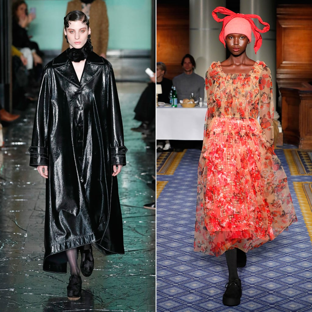 The Biggest Trends Of London Fashion Week Autumn Winter 2020 Popsugar Fashion Uk