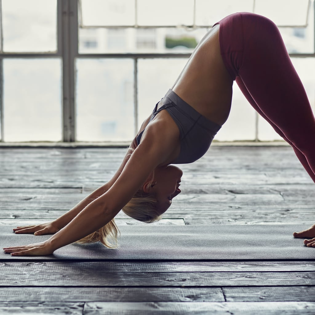 Best Yoga Poses For After a Long Run  POPSUGAR Fitness