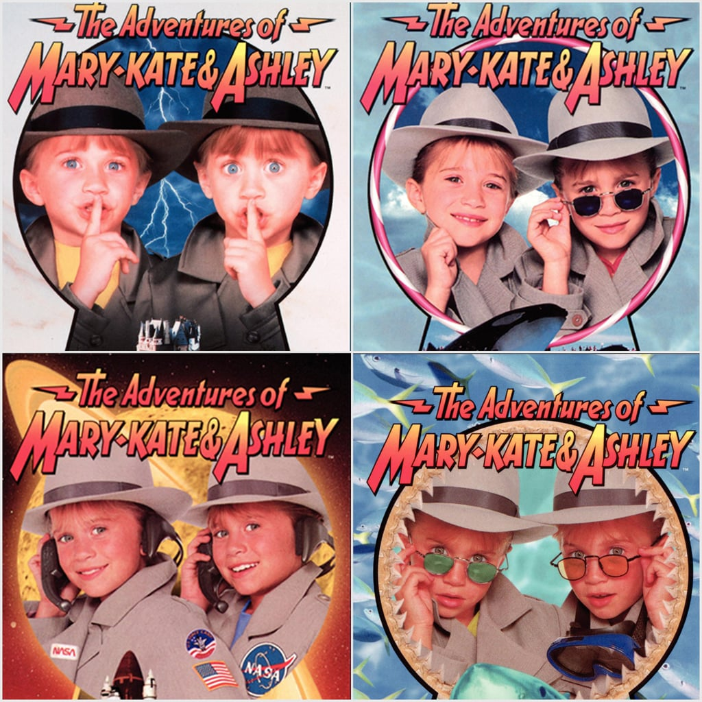 Shop The Adventures of Mary-Kate and Ashley Mystery Books