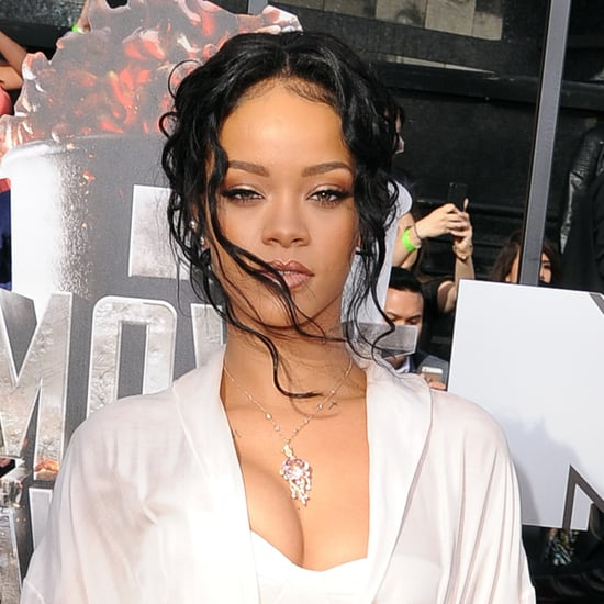 Rihanna at the MTV Movie Awards 2014
