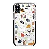 Bunny Graphic iPhone X Case