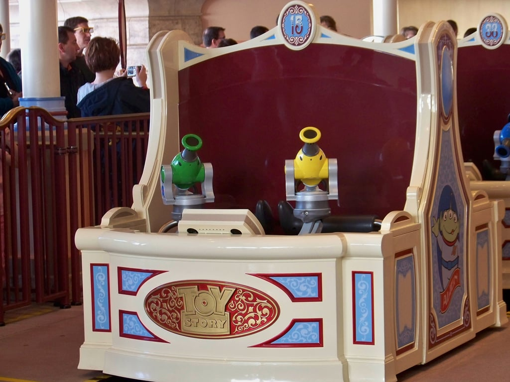 Toy Story Midway Mania!