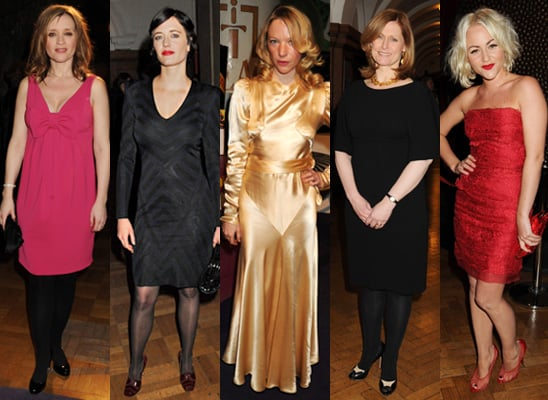 Best Dressed at the Evening Standard Film Awards