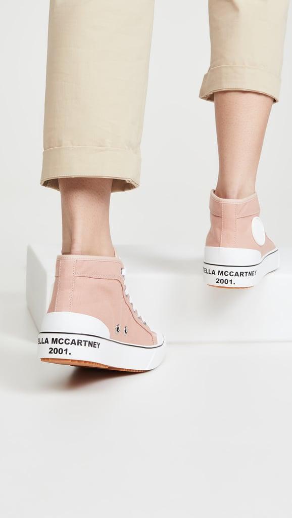 Stella McCartney Fabric Sneakers