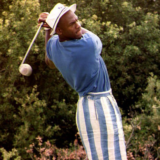 Michael Jordan's Best Golf Outfits