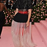 Maria Sharapova at the 2019 Met Gala