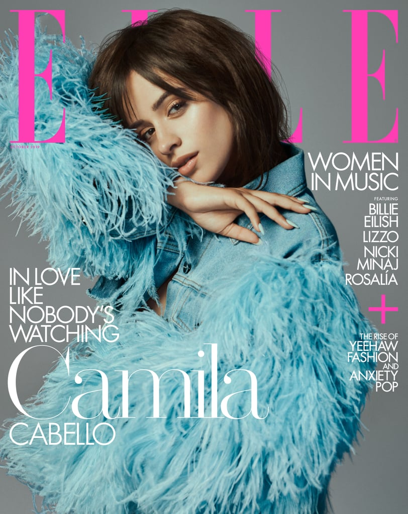 Camila Cabello Talks About Dating Shawn Mendes in Elle 2019