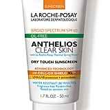 La Roche-Posay Anthelios 60 Clear Skin Dry Touch Sunscreen
