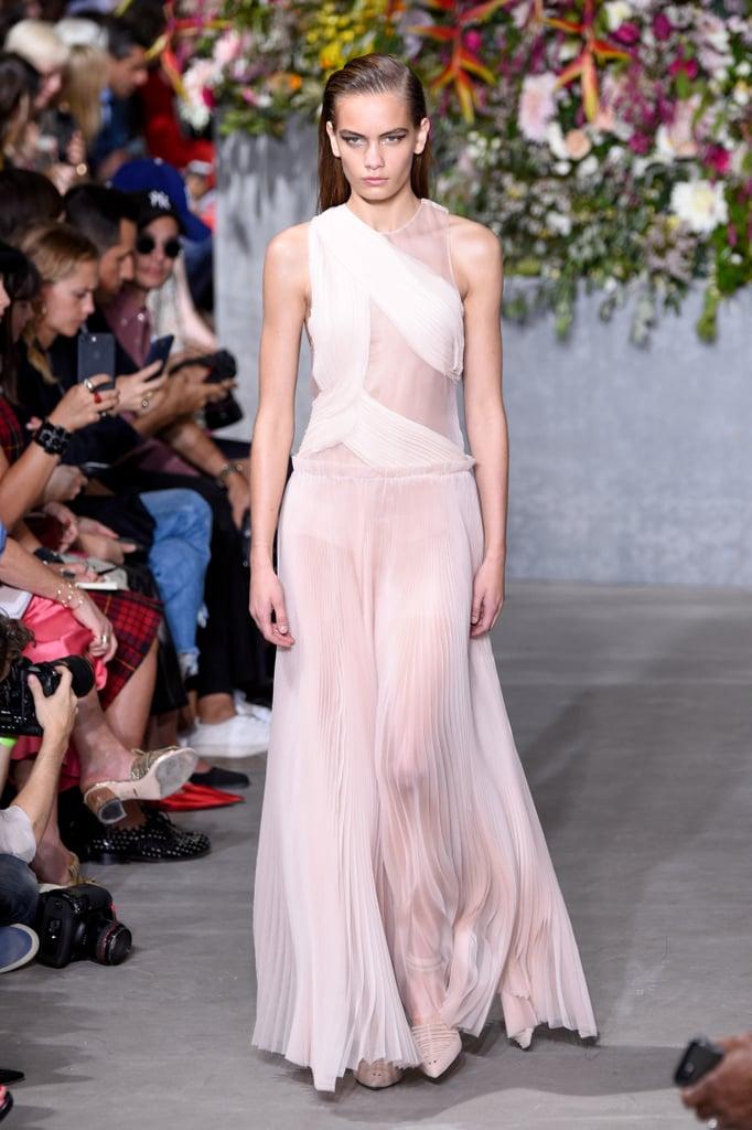 Model Nina Marker at Fashion Week | POPSUGAR Fashion Australia