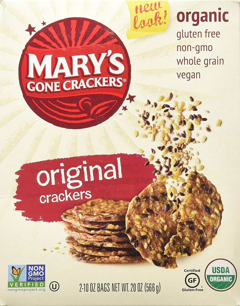 Organic Mary's Gone Crackers