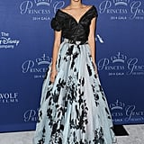 At the Princess Grace Awards Gala, Zendaya embraced her own inner princess in Vivienne Westwood.