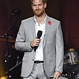 Prince Harry and Meghan Markle Invictus Games Speeches 2018
