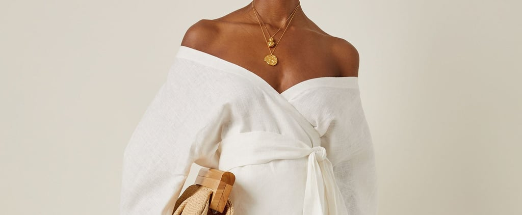 The Best Wrap Tops