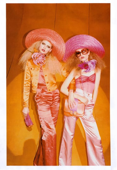 A First Look at Marc Jacobs's Spring 2011 Campaign, Shot Backstage at His Show by Juergen Teller