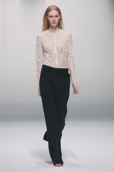 Spring 2011 Paris Fashion Week: Sharon Wauchob
