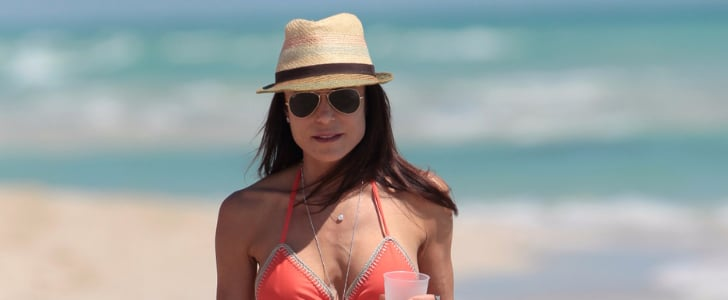 Bethenny Frankel Wearing a Bikini in Miami | Pictures