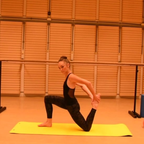 Ballet Warmup Exercise Video