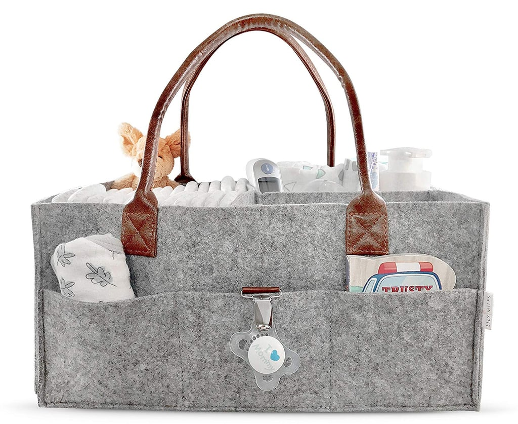 Lily Miles Baby Diaper Caddy